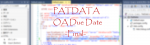 PATDATA OA Due Date