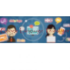 GoogleLanguageTranslator